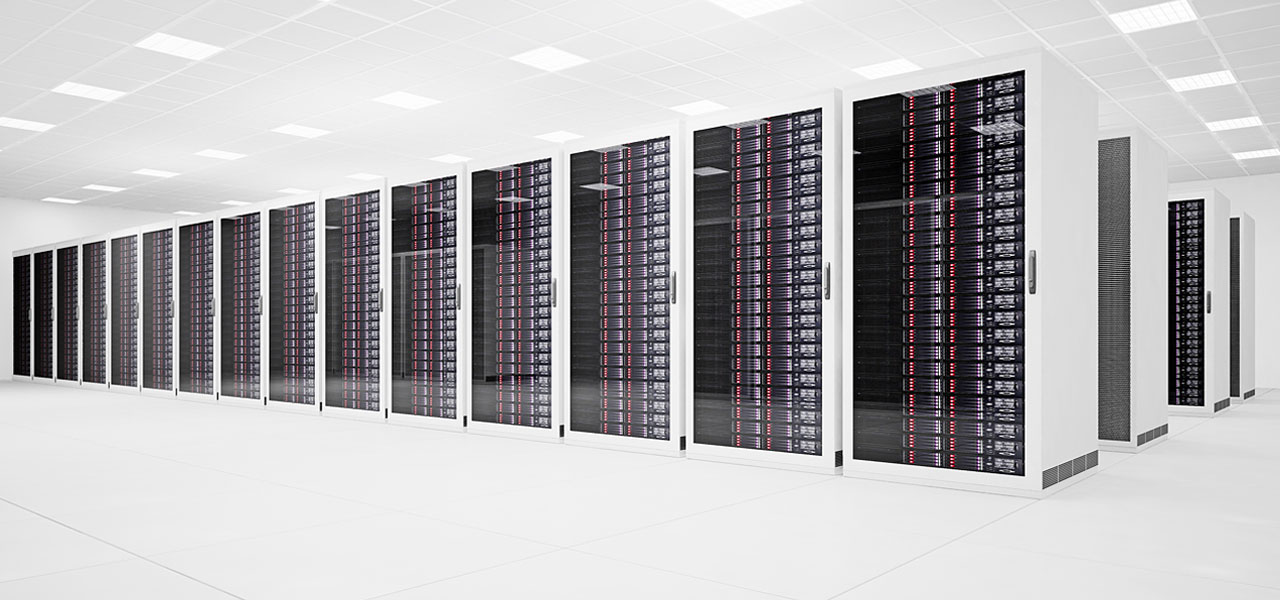 Air humidification in data centres