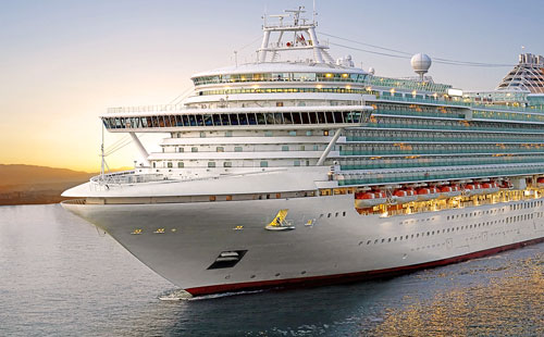 Air humidification on cruise ships and offshore