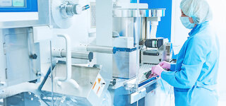 humidification systems for the pharmaceutical industry
