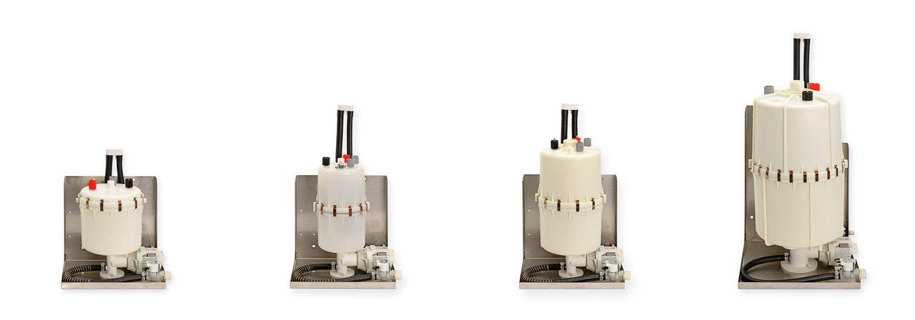 kits de instalación de sistemas de humidificación de aire